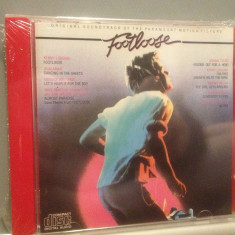 FOOTLOOSE - ORIGINAL SOUNDTRACK (1984/CBS REC/HOLLAND) - ORIGINAL/NOU/SIGILAT - Muzica soundtrack Columbia, CD