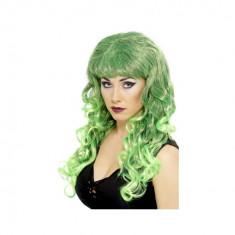 Peruca Siren - verde - Sex Shop Erotic24 - Peruca Dama