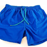 Pantaloni scurti Hugo Boss albastri