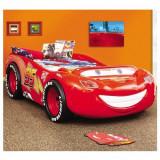 Pat copii masina Fulger McQueen Cars