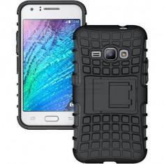 Husa SAMSUNG GALAXY J1 2016 hard duty armor shockproof - Husa Telefon OnePlus, Plastic