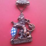 Medalie-1977-BAVARIA-GERMANIA-(125mm)FRUMOASA, Europa