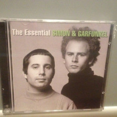 SIMON & GARFUNKEL -THE ESSENTIAL - 2CD BOX (2003/SONY/UK) - ORIGINAL/NOU/SIGILAT - Muzica Folk sony music