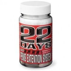 22 Days capsule pentru marire penis - Tratamente