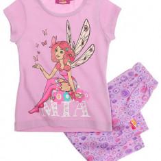 Pijama de vara Mia and Me lila