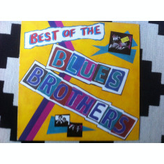 blues brothers best of compilatie hituri disc vinyl lp muzica blues rock 1981