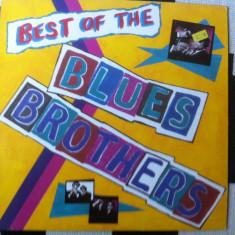Blues brothers best of disc vinyl lp muzica rock blues soul editie vest 1981, VINIL