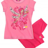 Pijama de vara Mia an Me roz