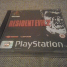 Resident Evil 2 - PS1, Actiune, 16+, Single player