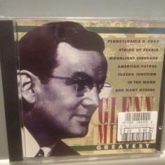 GLENN MILLER - GREATEST(1991/POLYDOR/PORTUGAL) - ORIGINAL/NOU/SIGILAT - Muzica Jazz universal records, CD