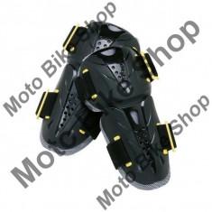 MBS Protectii coate Zero7 Mid, negru, Cod Produs: 996KAU - Protectii moto