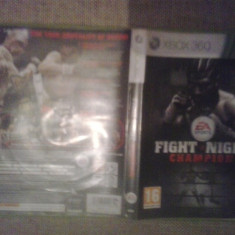 Fight Night Champion - Joc XBOX 360 ( GameLand) - Jocuri Xbox 360, Sporturi, 16+, Multiplayer