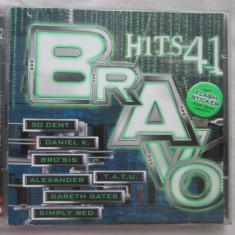 Various – Bravo Hits 41 _ dublu CD, compilatie Elvetia - Muzica Dance universal records