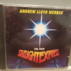 A.L.WEBBER - THE NEW STARLIGHTEXPRESS (1993/POLYDOR/UK) - ORIGINAL/NOU/SIGILAT - Muzica soundtrack universal records, CD
