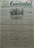 Cuvantul , ziar legionar , 29 Aprilie 1933 , articole Nae Ionescu , Racoveanu