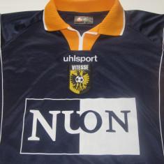 Tricou fotbal - VITESSE ARNHEM (Olanda) - Tricou echipa fotbal, Marime: XL, Culoare: Din imagine, De club, Maneca scurta