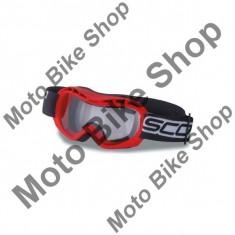 MBS Ochelari motocross copii Scott Brille Voltage R, rosu, Cod Produs: VOLTAGERRAU