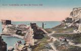 BUCOVINA , RUINELE CETATI STEFAN CEL MARE DIN CETATEA ALBA , CIRCULATA 1926, Printata