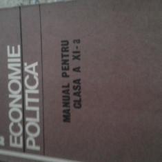 ECONOMIE POLITICA DE BARBULESCU, BURTAN - Carte Economie Politica