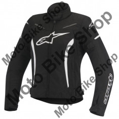 MBS Geaca textila fete Alpinestars Stella Rox, negru, S, Cod Produs: 331301610SAU - Imbracaminte moto Alpinestars, Geci