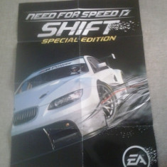 Poster Need For Speed Shift Special Edition - NFS - Afis