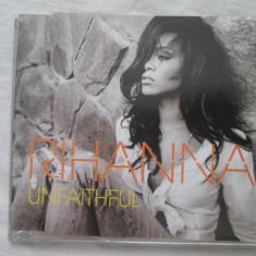 Rihanna – Unfaithful _ maxiCD, UE - Muzica R&B Altele