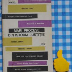Mari procese din istoria justitiei Yolanda Eminescu