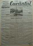 Cuvantul , ziar legionar , 1 Mai 1933 , artic. Perpessicius , Mihail Sebastian