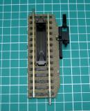 Uncoupler cu actionare manuala 100mm marca Fleischmann scara HO(5750), 1:87, Accesorii