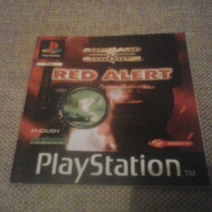 Manual - Command and Conquer - Red Alert - Playstation PS1