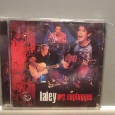 LALEY - MTV UNPLUGGED (2001/WARNER/GERMANY) - ORIGINAL/NOU/SIGILAT - Muzica Pop warner, CD