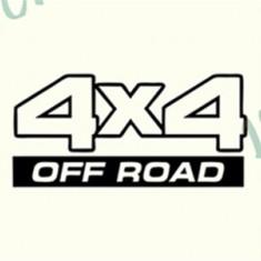 4x4 Off Road-Model 2_Tuning Auto_Cod: CST-078_Dim: 30 cm. x 14.4 cm. - Stickere tuning