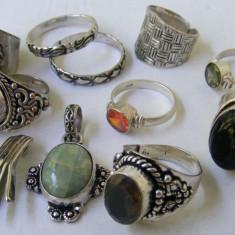 Bijuterii vechi placate cu argint - de colectie