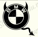 BMW Evil_Tuning Auto_Cod: CST-011_Dim: 15 cm. x 14 cm.