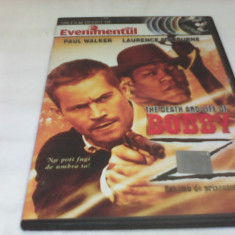 FILM ACTIUNE DVD THE DEATH AND LIFE OF BOBBY Z SUBTITRARE ROMANA