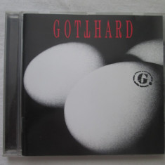 Gotthard ‎– G. _ cd, album, Germania - Muzica Rock ariola