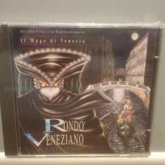 RONDO VENEZIANO - IL MAGO DI VENEZIA(1994/BMG/GERMANY) - CD/ORIGINAL/NOU/SIGILAT