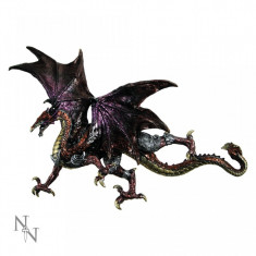 Plachetă decorativă perete Dragonul Fyrewing