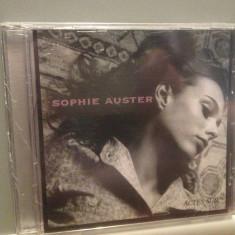SOPHIE AUSTER - ALBUM (2005/URBAN GEEK REC/GERMANY) - ORIGINAL/NOU/SIGILAT - Muzica Folk ariola, CD
