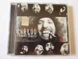 RAR! CD CHELOO ALBUMUL SINDROMUL TOURETTE/REBEL MUSIC 2003
