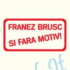 Franez Brusc Si Fara Motiv_Tuning Auto_Cod: CST-073_Dim: 15 cm. x 7.8 cm. - Stickere tuning