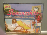 SOMMERHITS - SELECTII - 2CD BOXSET  (1998/MCPS/GERMANY) - ORIGINAL/NOU/SIGILAT, CD