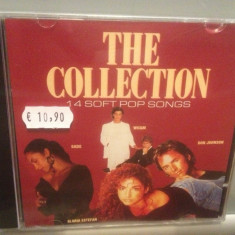 14 SOFT POP SONGS - Anii '80 (1990/CBS REC/AUSTRIA) - CD /ORIGINAL/NOU/SIGILAT - Muzica Pop Columbia