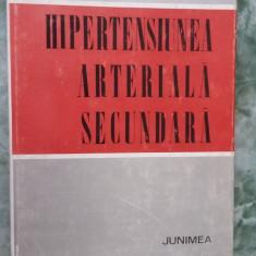 HIPERTENSIUNEA ARTERIALA SECUNDARA- CONSTANTIN I. NEGOITA