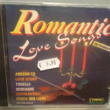ROMANTIC LOVE SONGS (Instrumental)(1989/Trend/GERMANY) - CD/ORIGINAL/NOU/SIGILAT
