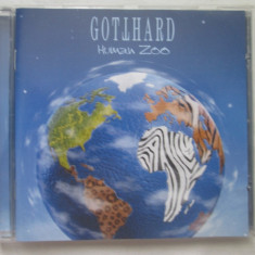 Gotthard ‎– Human Zoo _ cd, album, Germania - Muzica Rock ariola