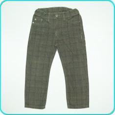 DE FIRMA _ Pantaloni de stofa, FRUMOSI, calitate H&M _ baieti | 3 - 4 ani | 104, Marime: Alta, Culoare: Gri