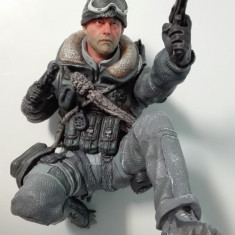 Figurina Modern Warfare 2 Game - Captain Soap MacTavish Altele, peste 14 ani, Baiat