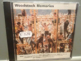 WOODSTOCK MEMORIES - VARIOUS ARTISTS (1996/CBS/UK) - CD /ORIGINAL/NOU/SIGILAT, Columbia