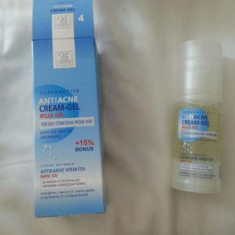 Anti acnee gel crema eliminarea acneei si coșurilor